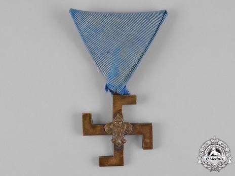 Boy Scouts Merit Medal Obverse