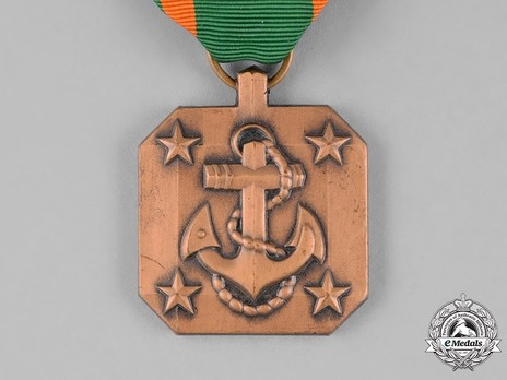 Navy and Marine Corps Achievement Medal Obverse