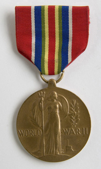 Merchant Marine WWII Victory Medal Obverse