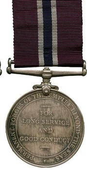 Silver Medal (1909-1911) Reverse