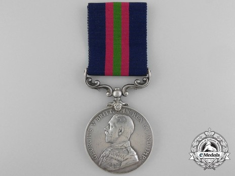 Silver Medal (for the King's African Rifles, 1910-1942) Obverse