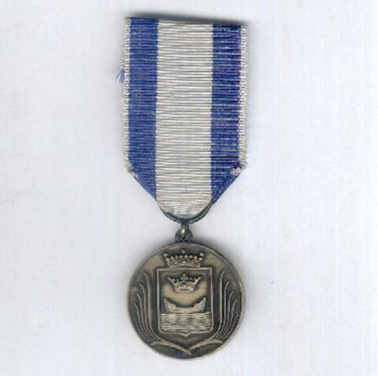 Silver medal obv3