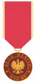 Bene Merito Decoration of Honour Obverse