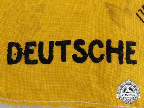 Deutsche Luftwaffe Armband Obverse