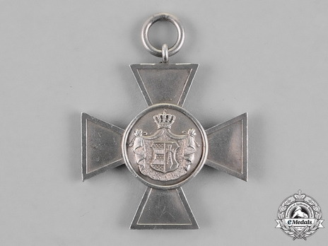 II Class Honour Cross Reverse