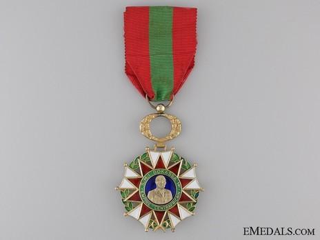 Order of Operation Bokassa, Knight (1976-1979) Obverse
