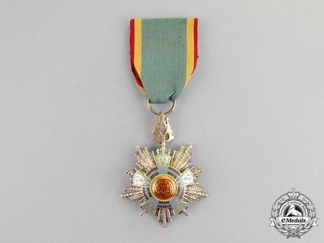 Knight (with Lily suspension, 1953-1972) Obverse