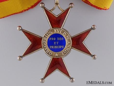 Grand Cross (Civil Division) Reverse