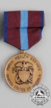 U.S. Public Health Service Achievement Medal Obverse