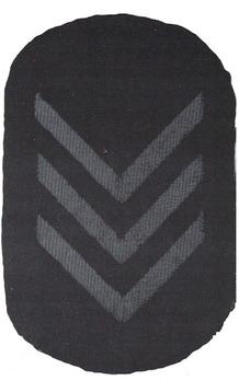 Naval HJ Sea Sport Qualification Badge C level Obverse
