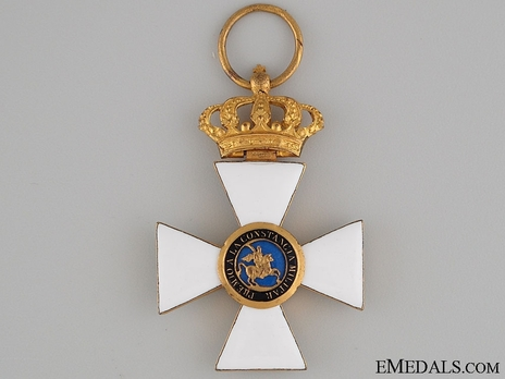 Gold Cross (Gold) Obverse