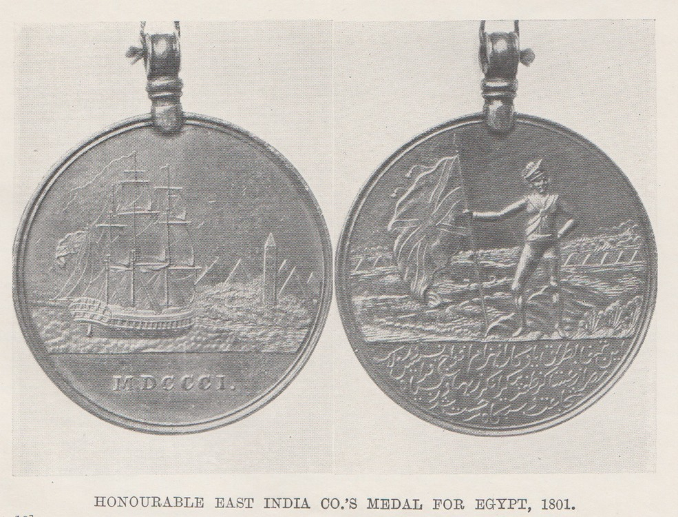 Honourable+east+india+cos+medal+for+egypt%2c+1801