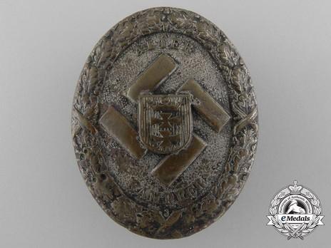 Gau Honour Badge Danzig Obverse