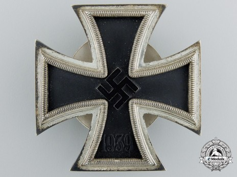 Iron Cross I Class, by W. Deumer (L/11, screwback) Obverse