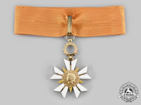 Order of National Economy, Commander