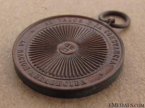 Medal Reverse 2 (Bronze)