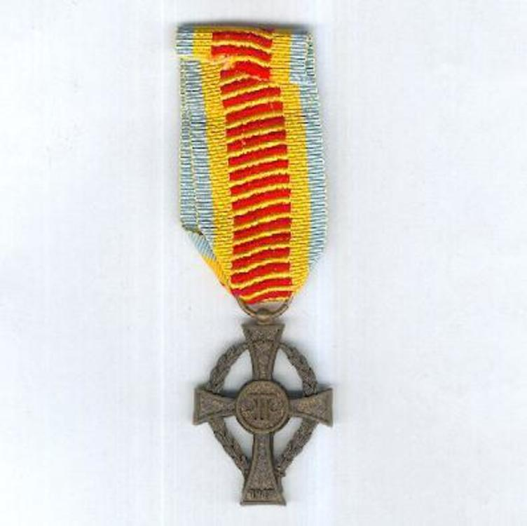 Gilded brass cross obv12