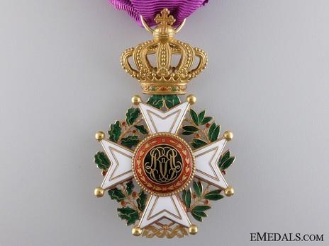 Officer (Civil Division, 1832-1951) (Gold) Reverse