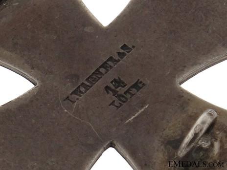 J. Wagner & S Mark on 1914 Iron Cross