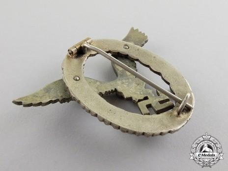 Pilot Badge, by Jmme Reverse