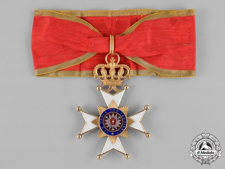 I Class Cross (in gold)