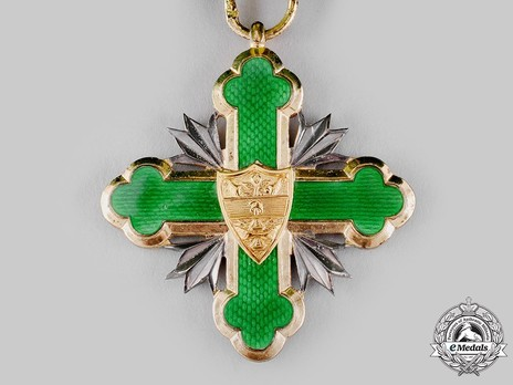 Order of San Carlos, I Class Grand Cross