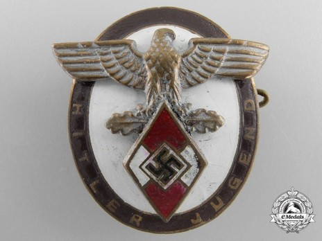 HJ High Command Badge for Distinguished Foreigners Obverse