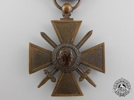 Bronze Cross (1914-1918) Obverse