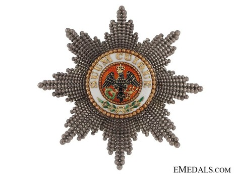 Breast Star (1810-1918) (by Rothe) Obverse