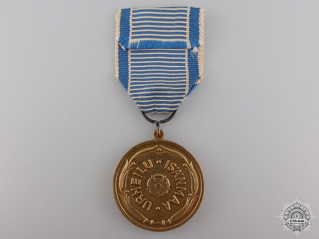 Cross of Merit of Physical Education and Sports, Gold Medal Reverse
