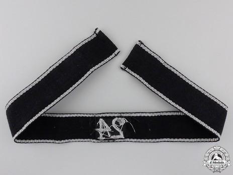 Allgemeine SS 24th Standarte Cuff Title Reverse