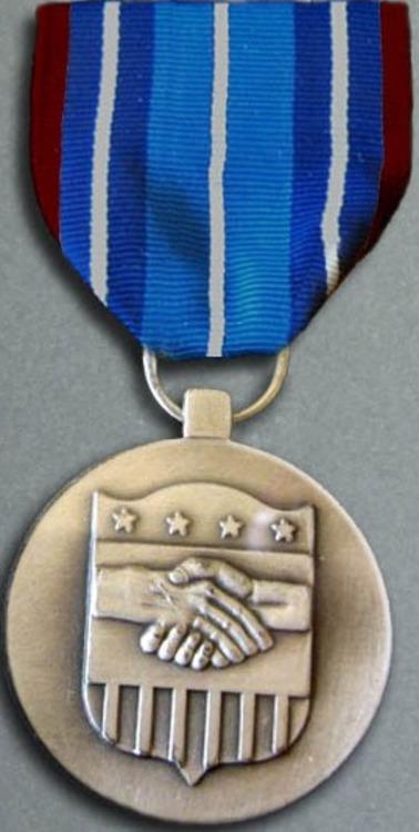 Us agency for international development superior honor award medal