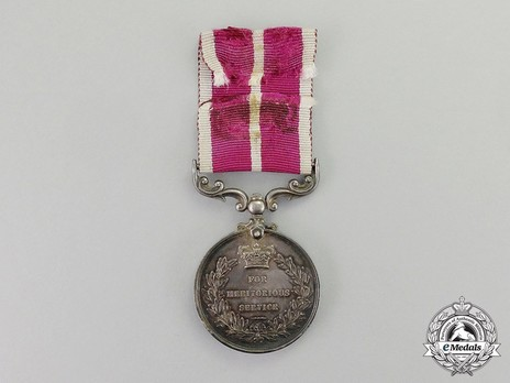 Silver Medal (for Canada, 1936-) Reverse