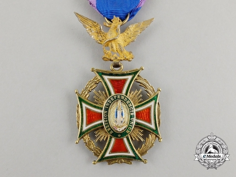 Knight (Military Merit) (gold, silver gilt) Obverse