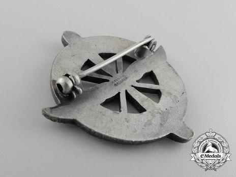 Silver Badge Reverse