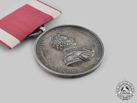 Military Merit Medal in Silver