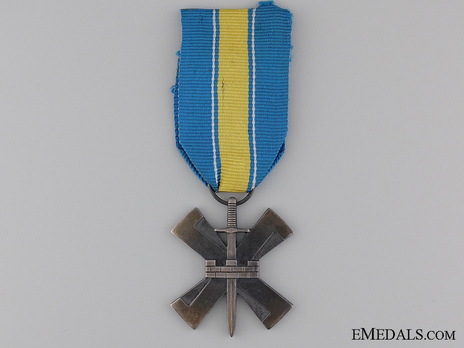 Eastern Isthmus Campaign Cross Obverse
