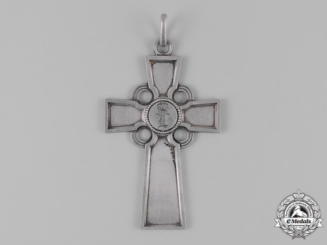 Long Service Cross for Domestic Servants for 25 Years
