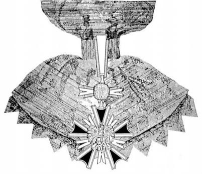 Order of Merit, Grand Cross Obverse