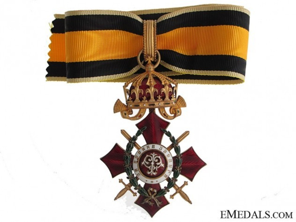 Order+of+military+merit%2c+iii+class+%28with+war+decoration+1916 1933%29+1