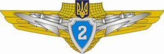 Compulsory Military Service Airforce 2nd Grade Badge Obverse