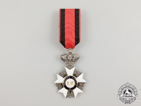 Order of Civil Merit, Knight Obverse