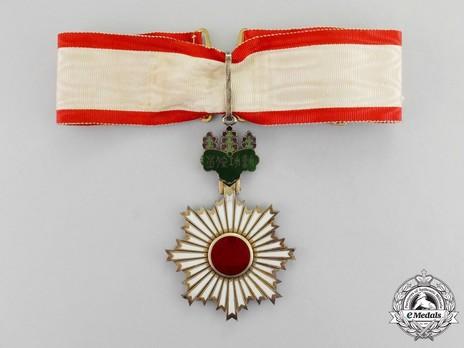 Order of the Rising Sun, II Class