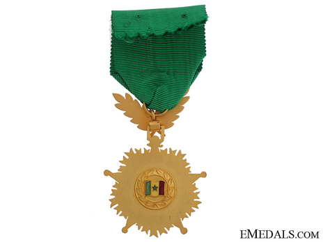 Order of the Lion, Officer Reverse