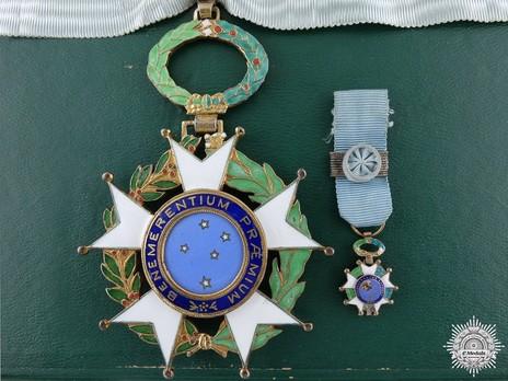 Commander Details