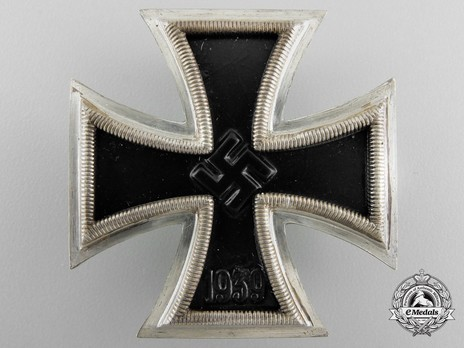 Iron Cross I Class, by C. Wild (107) Obverse