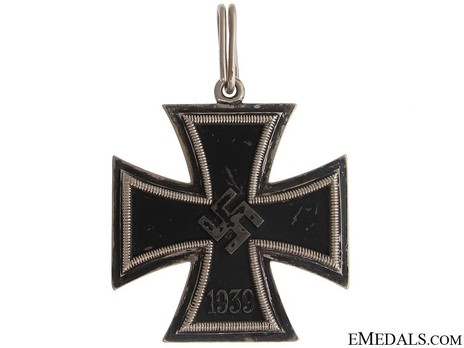 Knight's Cross of the Iron Cross, by Klein & Quenzer (800) Obverse