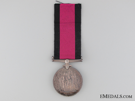 Silver Medal (without) Reverse