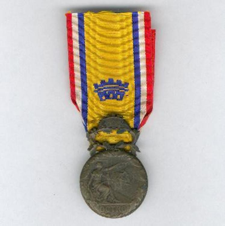 1 bronze