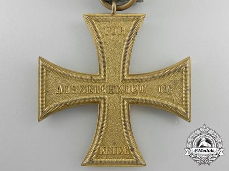II Class Cross (1914) Reverse